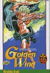 Jojo's Bizarre Adventure - Golden Wind, Tome 16 :