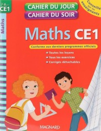 Maths CE1