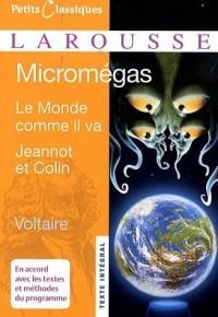 Micromégas : Le Monde come il va, Jeannot et Colin