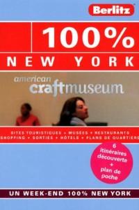 100 % New York