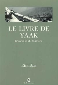 Le livre de Yaak