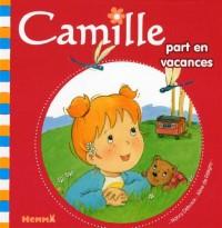 Camille part en vacances