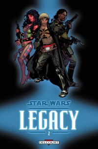 Star Wars : Legacy, Tome 2 : Question de confiance