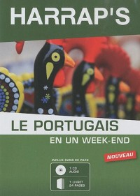 Harrap's le portugais en un week end + 1 cd audio