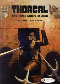 Thorgal, Tome 2 : The Three Elders of Aran