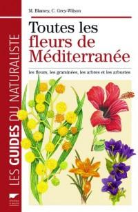 Toutes les Fleurs de Mediterrannee