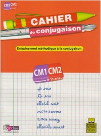 Cahier de conjugaison CM1-CM2