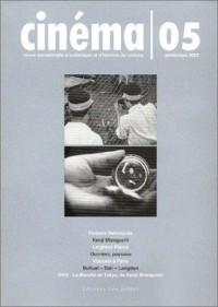Cinéma 05 (inclus un DVD)