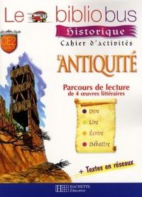 L'antiquité CE2 Cycle 3 : Cahier d'activités