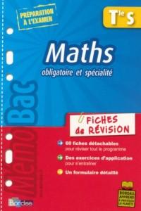 Maths Tle S : Fiches de révision