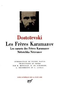 Dostoïevski : Les Frères Karamazov