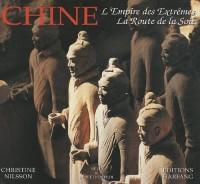 Chine : Coffret 2 volumes : L'Empire des extrêmes ; Route de la Soie