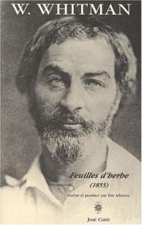 Feuilles d'herbe : (1855)