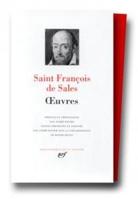 Saint François de Sales : Oeuvres : Introduction à la vie dévote