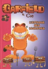 Garfield & Cie, Tome 1 : L'attaque des lasagnes