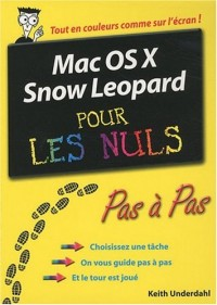 Mac OS X Snow Leopard : Edition en couleurs