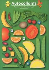Dedroles de Fruits et Legumes : Vert