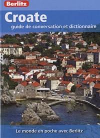 Croatie, guide de conversation et dictionnaire
