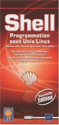 Shell : Programmation sous Unix/Linux
