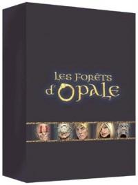 Les Forêts d'opale, tomes 1 à 3 : Le Bracelet de Cohars - L'Envers du grimoire - La Cicatrice verte (Coffret de 3 volumes)