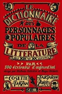 Dictionnaire des personnages populaires de la littérature