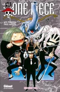 One Piece, Tome 42 : Les pirates face au CP9