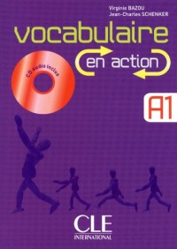 Vocabulaire en Action : A1 (1CD audio)