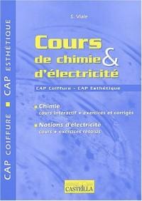 Cours de chimie & d'électricité CAP Coiffure - CAP Esthétique