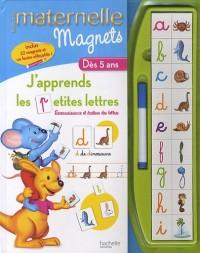 Toute ma maternelle Magnets : J'apprends les petites lettres dès 5 ans