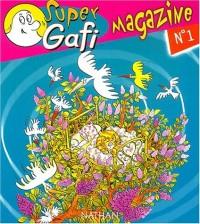 Super Gafi magazine N° 1