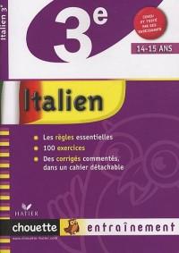 Italien 3e : 14/ 15 ans