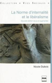 La norme d'internalité et le libéralisme
