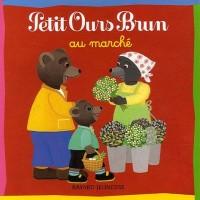 Petit Ours Brun au marché