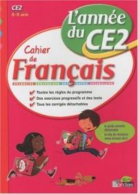 Cahier de Français CE2