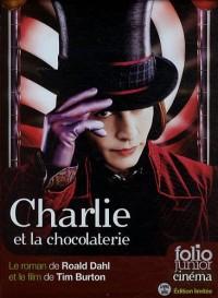 Charlie et la chocolaterie  -  Edition limitée (poche + DVD du film)