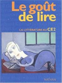 Le Goût de lire, CE2
