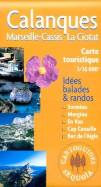 Cg - Calanquesmarseille - Cassis - la Ciotat