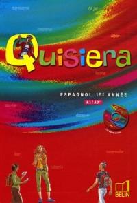 Espagnol 1e année (1CD audio)