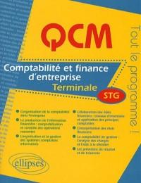 Comptabilite Et Finance Des Entreprises Terminale Stg