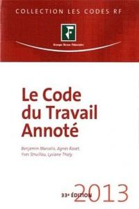 Code du Travail Annote