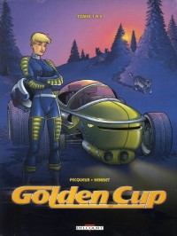 Golden Cup, Tome 1 à 3 : Fourreau