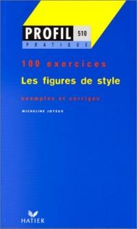 Les figures de style, 100 exercices