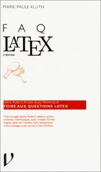 FAQ LaTeX française