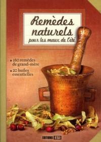 Remèdes Naturels pour l Ete