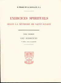 Exercices spirituels selon la méthode de Saint Ignace - 4 Volumes