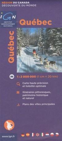 Quebec: Ign.M.R.85203