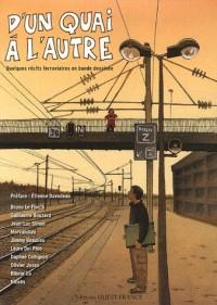 D'un quai à l'autre : Quelques récits ferroviaires en bande dessinée