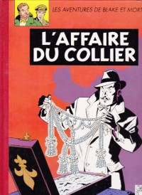 Blake et Mortimer L'affaire du collier