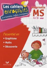 Les cahiers effaçables MS