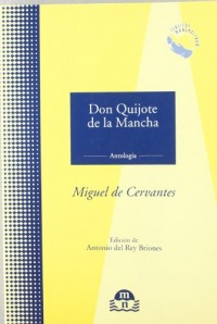 Don quijote de la Mancha antologia